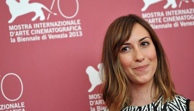 Gia Coppola, en el Festival de Venecia.