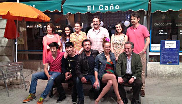 Imagen de la presentación de la serie