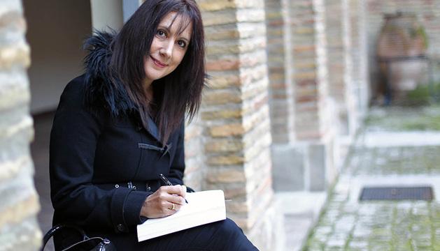Dolores Redondo, autora de la Trilogía del Baztan.
