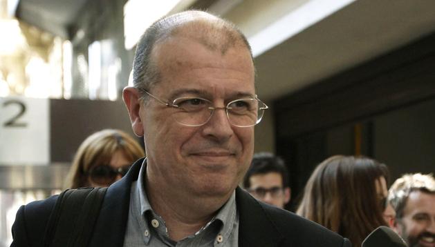 Fotografía de archivo del del 12 de junio de 2013 del diputado en Congreso por el PSC José Zaragoza