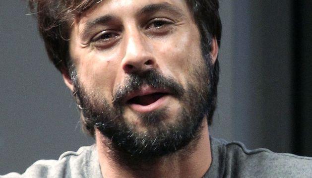 El actor Hugo Silva.