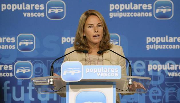 Arantxa Quiroga.