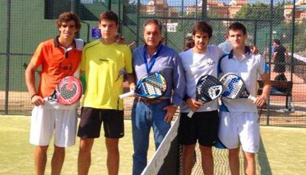 Finalista del Campeonato de España de Menores