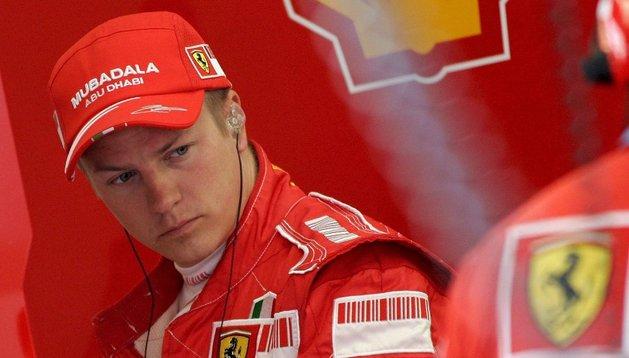 Raikkonen regresa a Ferrari