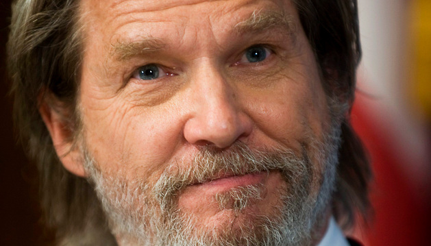 El actor estadounidense Jeff Bridges.