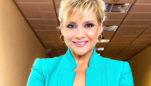 La periodista catalana Gloria Serra.