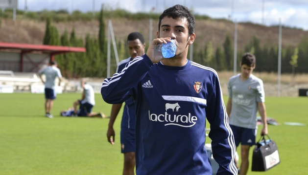 Ariel Núñez regresa a Tajonar tras jugar con Paraguay