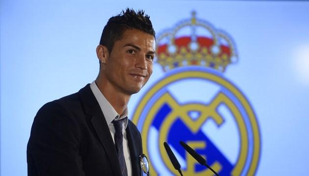 Cristiano renueva su contrato con el Real Madrid