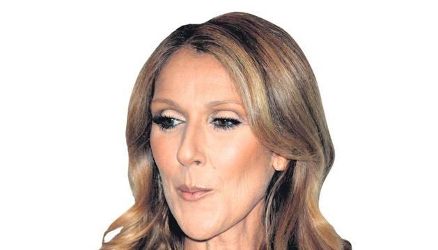 La cantante canadiense Celine Dion.