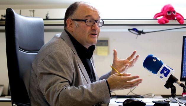 El director del Festival de Cine de San Sebastián, José Luis Rebordinos.