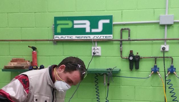 PRS emplea una innovadora técnica de termosoldadura con aporte de material