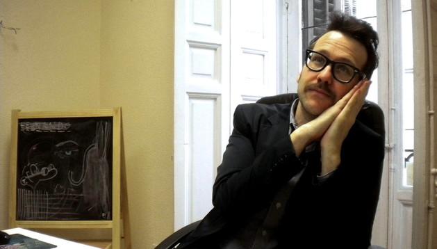 El humorista Joaquín Reyes