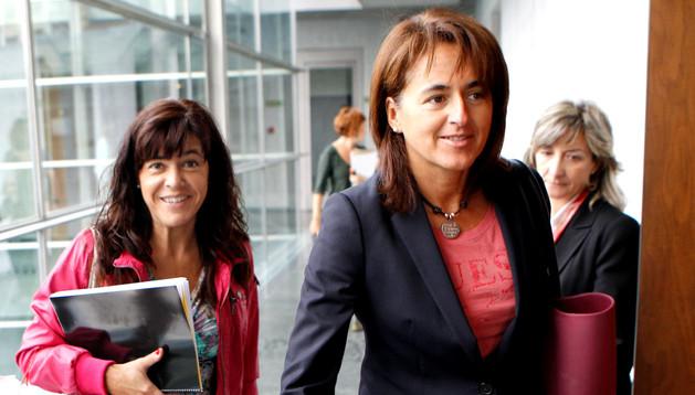 Marta Vera, consejera de Salud
