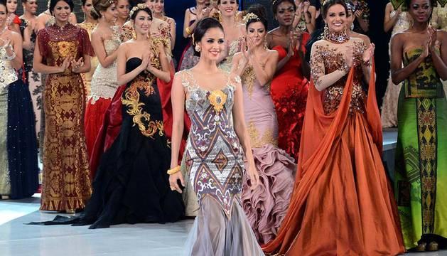 Miss Filipinas ha sido coronada este sábado 28 de septiembre en Bali