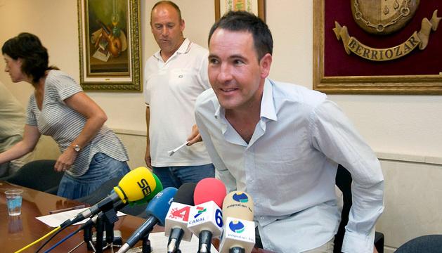 El alcalde de Berriozar, Xabi Lasa, nuevo coordinador de Alalar en Navarra.