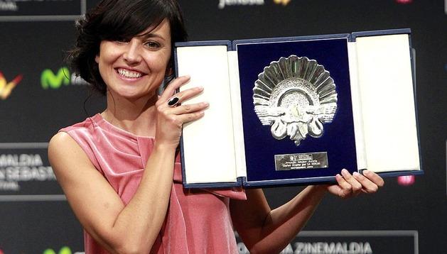 Gala de entrega de premios del Festival de Cine de San Sebastián