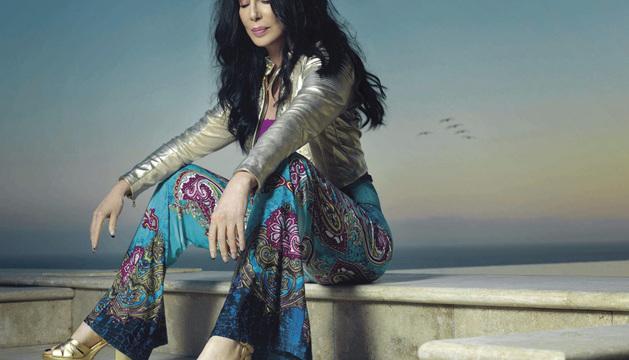 Imagen del nuevo disco de Cher,