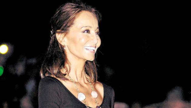 Isabel Preysler en agosto de 2013