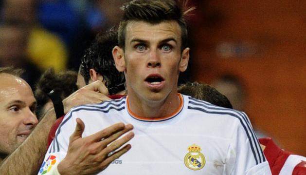 El galés, Gareth Bale.