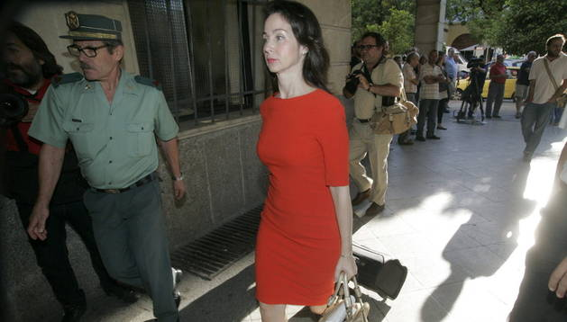 Mercedes Alaya es la jueza que investiga los ERE fraudulentos