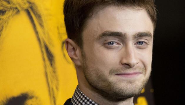 Daniel Radcliffe en la première de