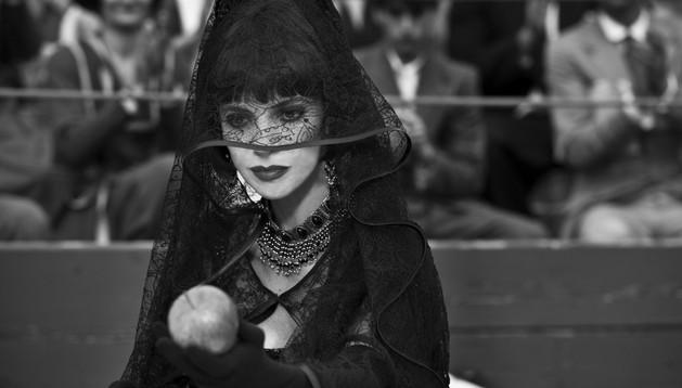 Imagen de la película 'Blancanieves' de Pablo Berger.