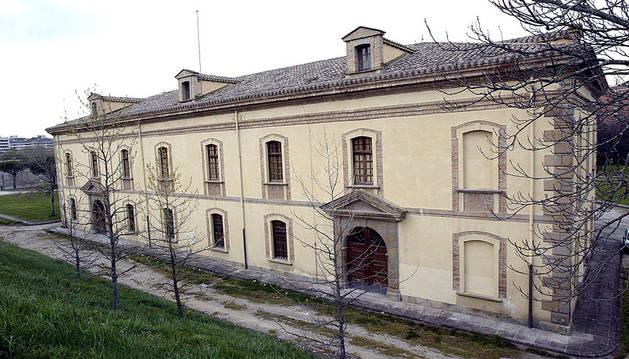 Sala de Armas de la Ciudadela.