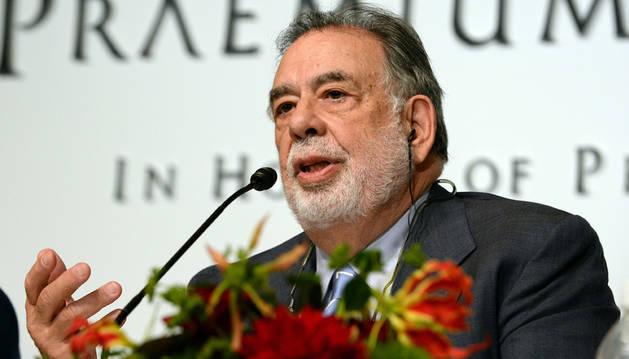 El director estadounidense Francis Ford Coppola.