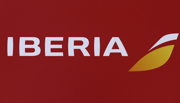 Nuevo logotipo de la aerolínea Iberia.