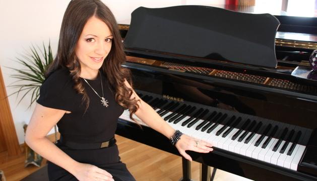 La soprano navarra Maite Itoiz