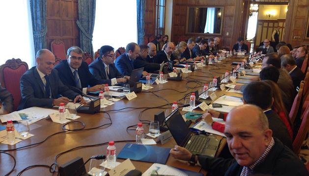 La reunión del Comité Técnico de la Red Española de Ciudades Inteligentes.