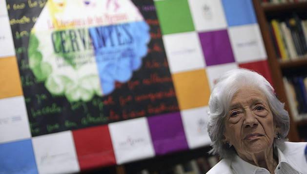 Ana María Matute revela  el título del libro Demonios familiares