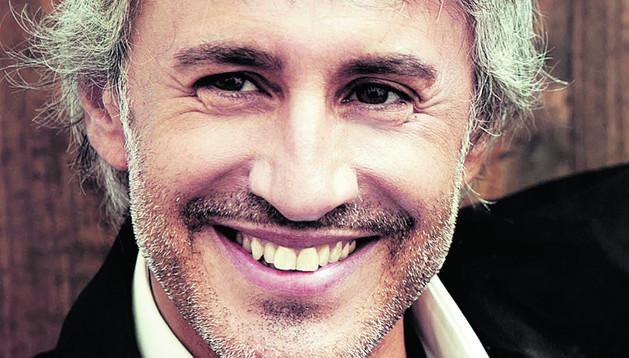 El cantante Sergio Dalma.