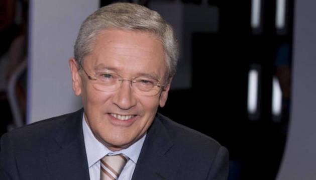 El periodista Fernando Ónega.