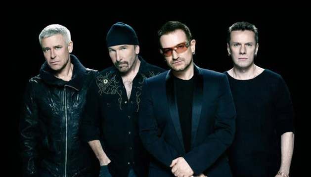 El grupo U2.