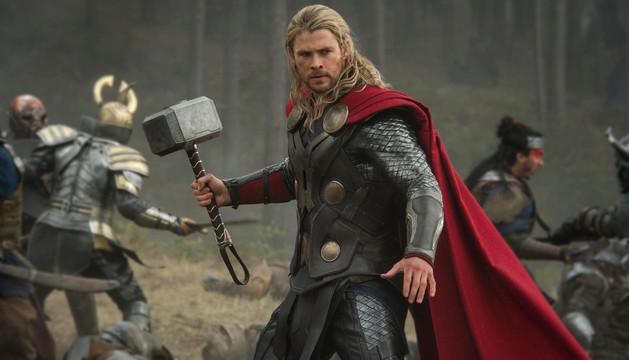 Fotograma de 'Thor: el mundo oscuro'