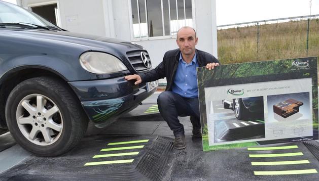 Ismael Matute Sainz, promotor de la idea.