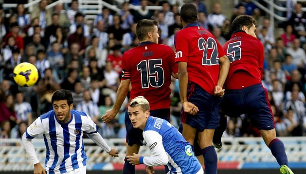 Real Sociedad-Osasuna