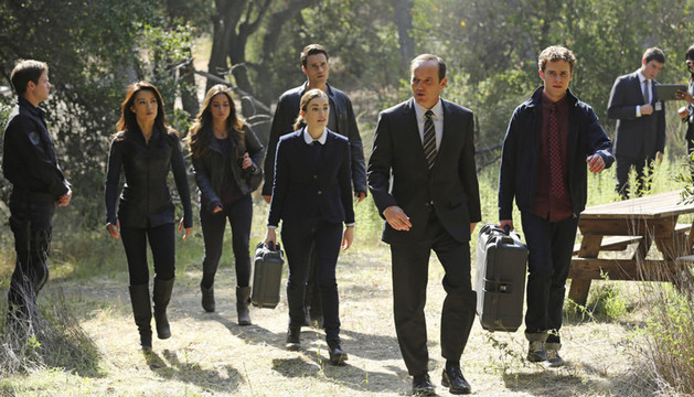 La serie de Marvel 'Agents of S.H.I.E.L.D'