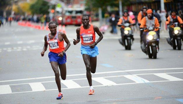 Mutai y Biwott