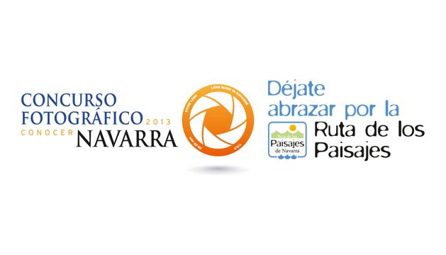 Logotipo del Concurso Fotográfico Conocer Navarra