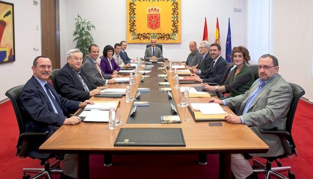 Reunión de la Mesa y Junta de Portavoces de este lunes.