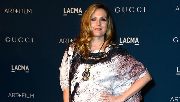 Drew Barrymore en Los Ángeles el 2 de noviembre