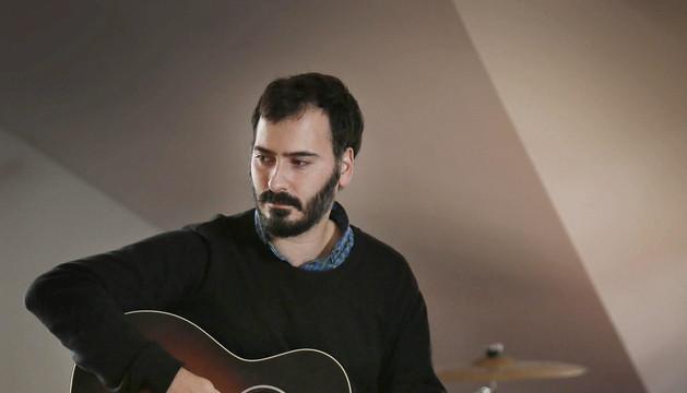 El autor de 'Memórias Sónicas', Ramón Rodríguez.