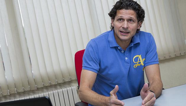 Pedja Vasiljevic, en Tajonar.