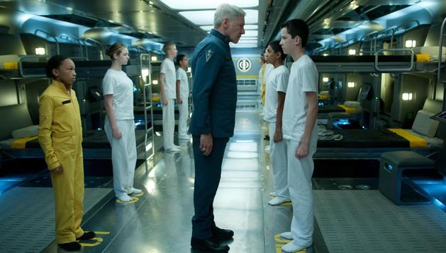 Imagen de la película 'El juego de Ender'.