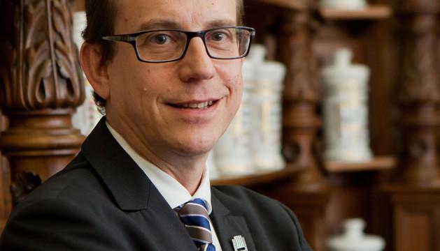 El galardonado catedrático Jordi Salas-Salvadó.