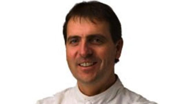 El cocinero Álex Múgica.