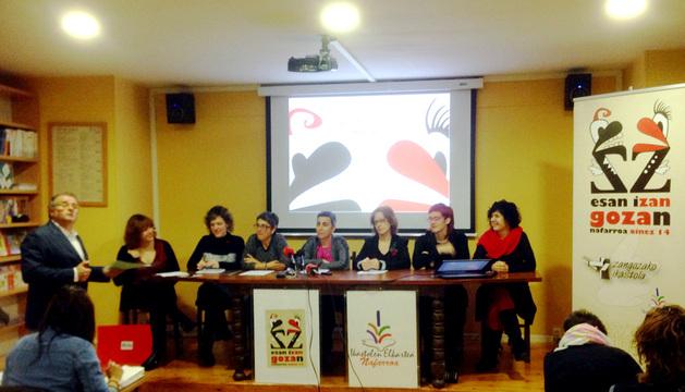 Presentación del Oinez 2014.