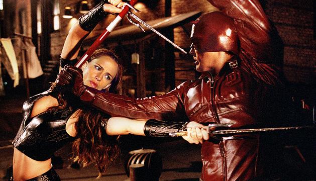 Imagen de la película 'Daredevil'.